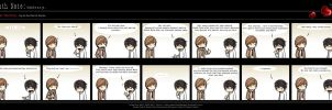 Death Note: Modesty. by SilentReaper