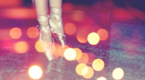 ballet shoes of ballerina by fayellow