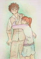 Huggles by noodlenini