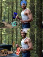 Wolverine Tools by mapacheanepicstory