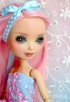 Customized Ever After High doll - Ashlynn Ella by Katalin89