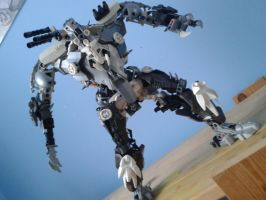 bionicle: mech by CASETHEFACE