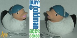 Duff Goldman - Ace of Cakes by msfurious