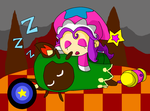 A quick nap... (Wonder Wickets) by Musetry