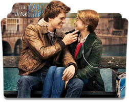 The Fault in Our Stars folder Icon by jesusofsuburbiaTR