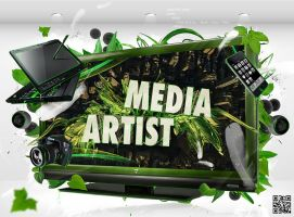 Media Artist by Exquision