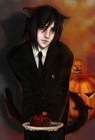 Halloween Sebastian by Cocodrillo
