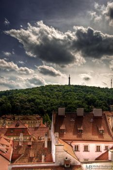 Petrin Lookout Tower 4 by Yupa