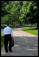 Prospect Park People by CharliePhotos