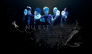 NU'EST wallpaper by PunnieLoveU