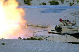 M1A1 Abrams by MilitaryPhotos