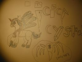 introducing ice pony icica crystal by Antidotethelizard
