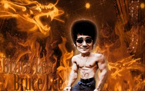 Bruce lee by michello1976