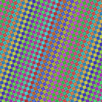 Complementary Colored Pattern by Humble-Novice