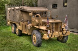Dodge WC62 No.1 by Salemik