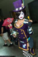 Mad Moxxi - Golden Key by Enasni-V
