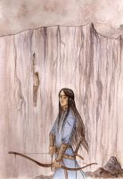 Fingon's prayer by Amaryan