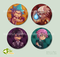 SE: Buttons by Anyarr