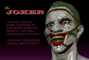 The Joker: Death of the Family by jdmacleod