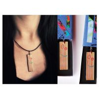 :Ed, Edd and Eddy Inspired Necklace: by candymax