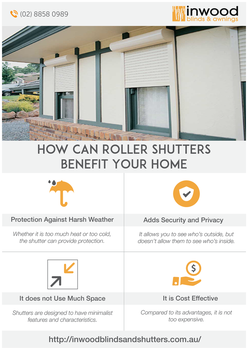 Roller Shutters For Your Home by andersonmax483