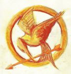 Mockingjay by lollymau