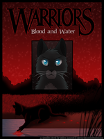 Warriors: Blood and Water - Cover by Raven-Kane
