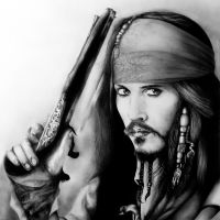 CAPTAIN Jack Sparrow by Diego-Designs