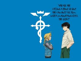 FMA DeskTop by BlueRockAngel