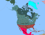 The British Dominion of Southern America by LouisTheFox