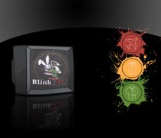 blink 182 tv by Blizard72
