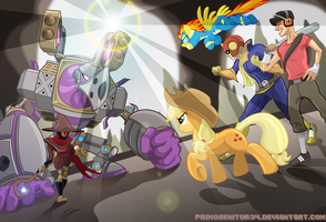 Ultimate Smash-Up by Primogenitor34