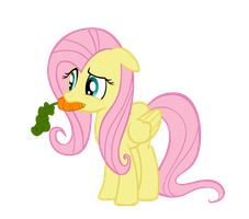 uhh? thanks for the carrot? by kuren247