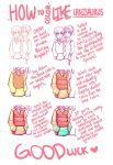 How I Color: Quick Tutorial by Lanisaurus