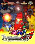 Super Mario Bros GT The Grand Adventure Poster by KingAsylus91