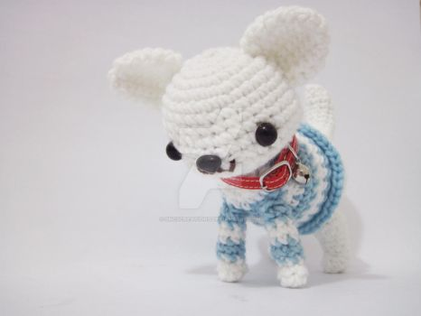 little chewie the chihuahua by SNCxCreations