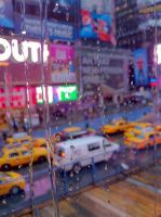 New York Rain by Bonvallet