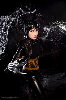 Catwoman - Injustice Gods among Us by felicia2809