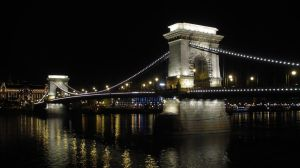 Chains Bridge on Danube by estel28