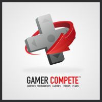 Gamer Compete Logo by ShindaTravis