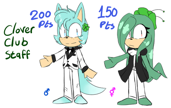 Adopts 2 [OPEN] by Chaotickawaski