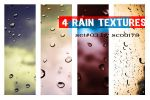 4 rain textures - set 3 by scout78