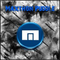 Maxthon Puddle by fr4nk3nstein