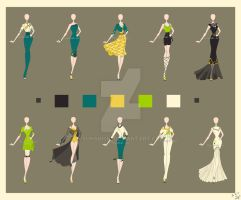 FDG - Polka Dot Collection by sunshishi