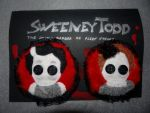 Sweeney Todd and Mrs. Lovett by ThisisHalloweenTown