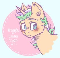 Hearts n' Crafts by gezibing