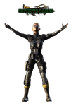 Cassie Cage (Mortal Kombat) Render by DENDEROTTO