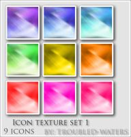 Icon Texture Set 1 by troubled-waters