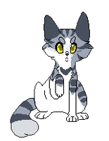 Pixel Ashkit by ShunamiWaters