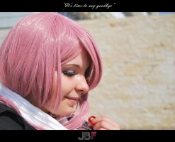 Megurine Luka.Just be Friends by Cat-sama
